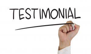 Real Estate Client Testimonial